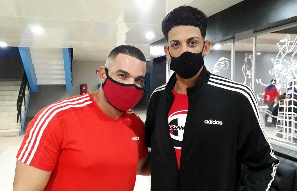 Dayán García y Laidel Torres son los únicos artemiseños convocados para el Juego de las Estrellas de la 60 Serie Nacional de Béisbol