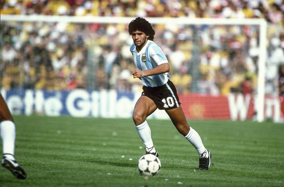 """Maradona en Radio Rebelde: """"Yo también soy Rebelde"""""""