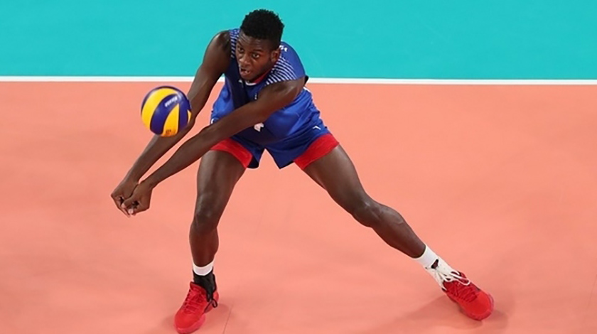International Volleyball Federation announces five Cubans in foreign leagues