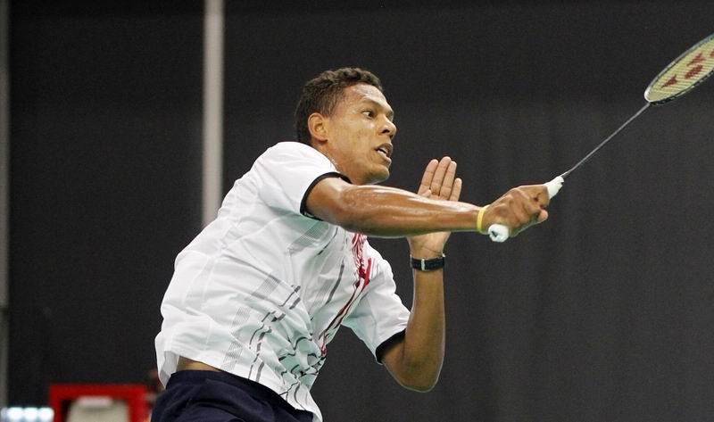 Badmintonista cubano a Jamaica en busca de puntos hacia Tokio 2020