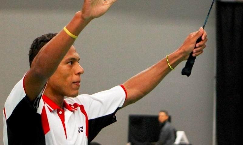 El olímpico Osleni Guerrero será el único cubano con presencia en el Torneo Internacional de Bádminton de Jamaica, previsto para la capital Kingston entre el 4 y el 8 de marzo entrante.
