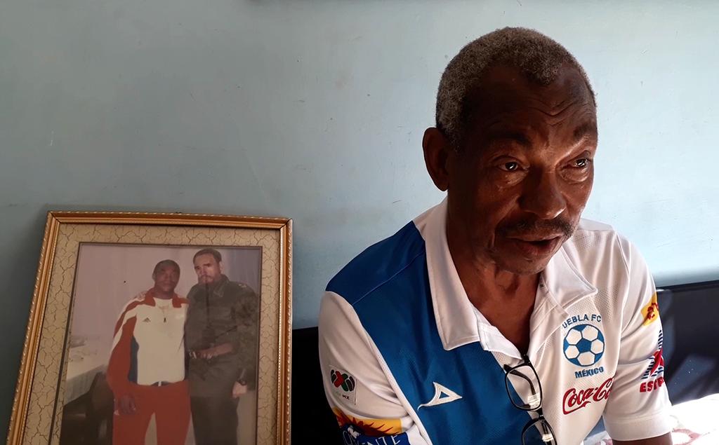 """Rolando Garbey: """"Fidel siempre estuvo pendiente de nosotros"""" (+Audio)"""