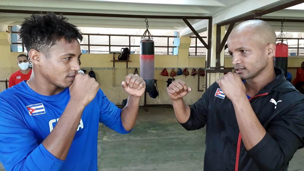 """En Audio: Roniel y Kevin, deben sacar """"chispa"""" sobre el ring"""
