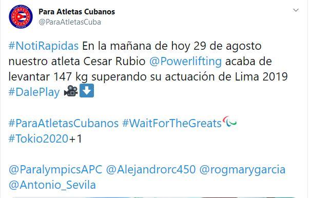 César Rubio, un hombre que aspira a más