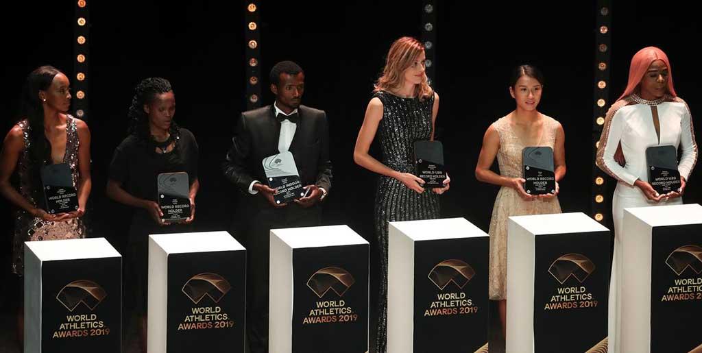 Los World Athletics Awards 2020 cerrarán la temporada más atípica en la historia del Atletismo