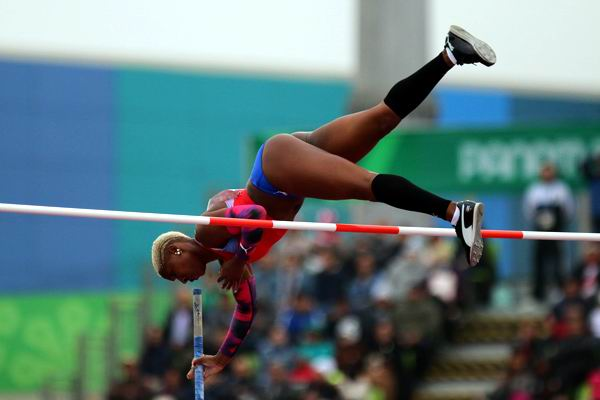 Cuban Silva ranked second in All-Star pole vaulting meeting in France