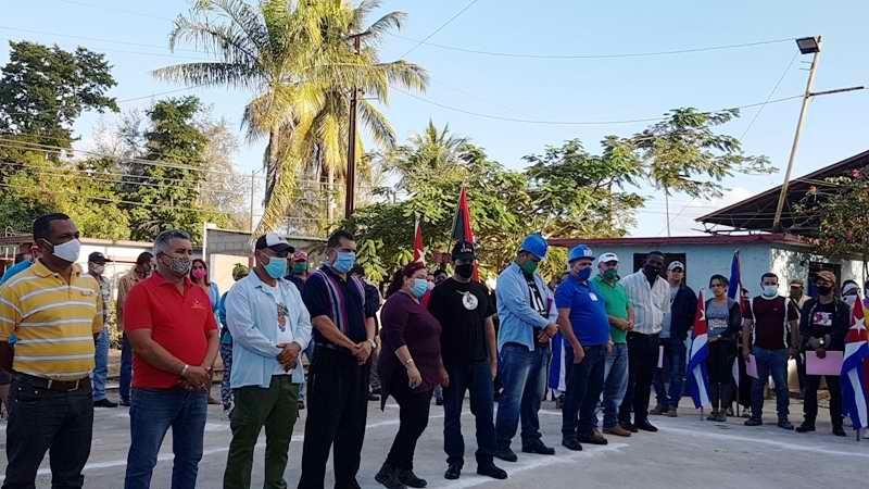 Incorporado a la zafra ingenio Panamá, del camagüeyano municipio de Vertientes (+Audio)