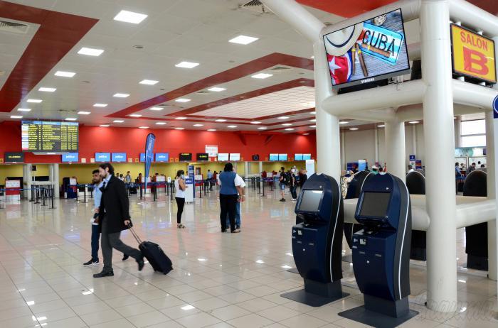 Havana international airport improves its customer services