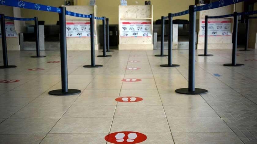 Aeropuerto de Holguín reiniciará operaciones el próximo 3 de noviembre. Foto: Juan Pablo Carreras