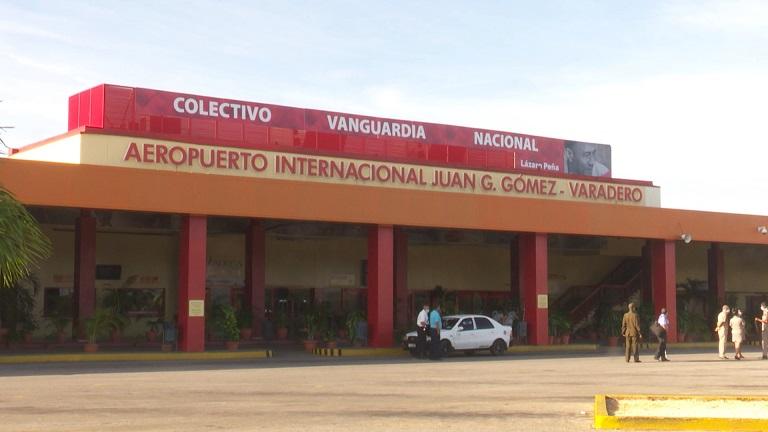 Recibe aeropuerto matancero condición de Vanguardia Nacional