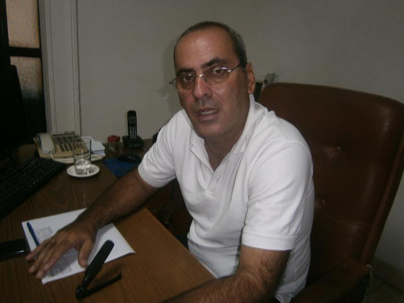 Ingeniero Arnaldo Costa Delgado, Director Provincial de la Empresa Azucarera