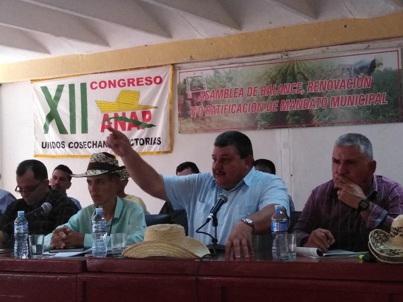 Concluyó en Las Tunas el proceso XII Congreso de la ANAP
