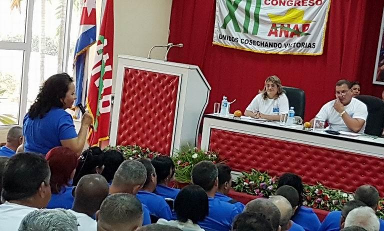 Concluye Congreso campesino en municipios camagüeyanos