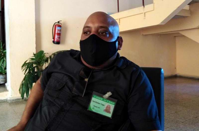 Director de Atención a productores de la Empresa Azucarera Azcuba en Las Tunas, Yoel Martínez Vargas.