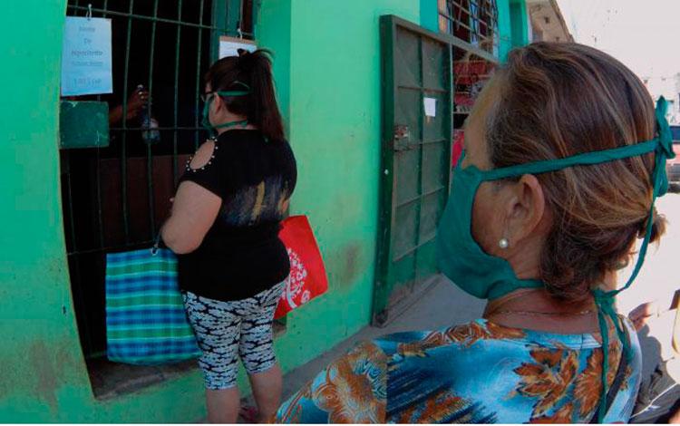 Comercio Interior en La Habana en primera fase pos Covid-19