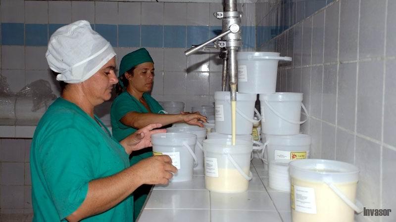 Garantiza empresa de productos lácteos avileña alimentos para el pueblo