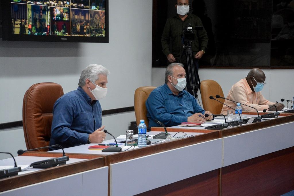 🎧 Cuba vencerá la difícil situación impuesta por la pandemia de la COVID-19 y el bloqueo