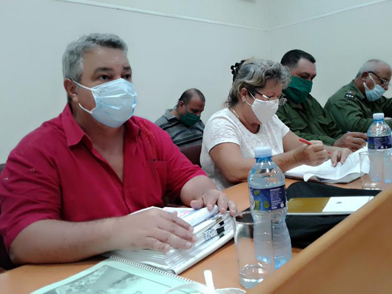 Valora Ulises Guilarte aporte de trabajadores cienfuegueros a la eficiencia económica (+Audio)