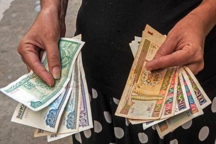 Tarea ordenamiento monetario