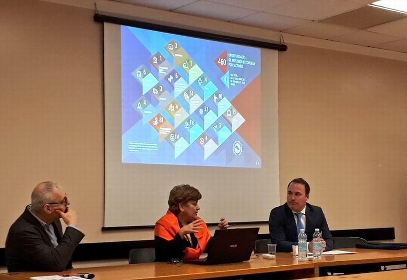 Presenta Cuba en Italia cartera de oportunidades de inversión