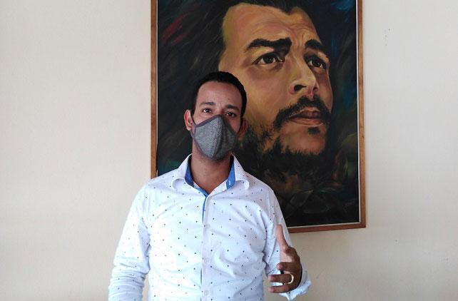 Economistas tuneros rinden homenaje al Che