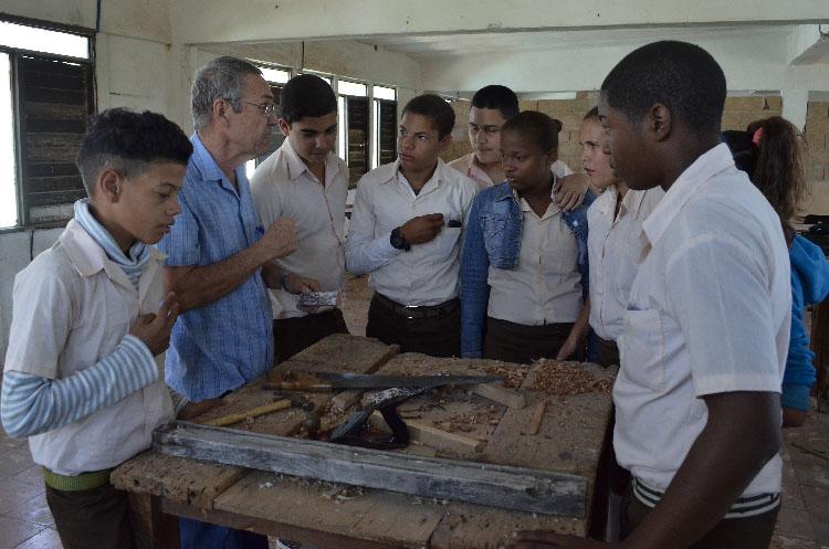 Educación Técnica y Profesional, pautas para el reinicio escolar
