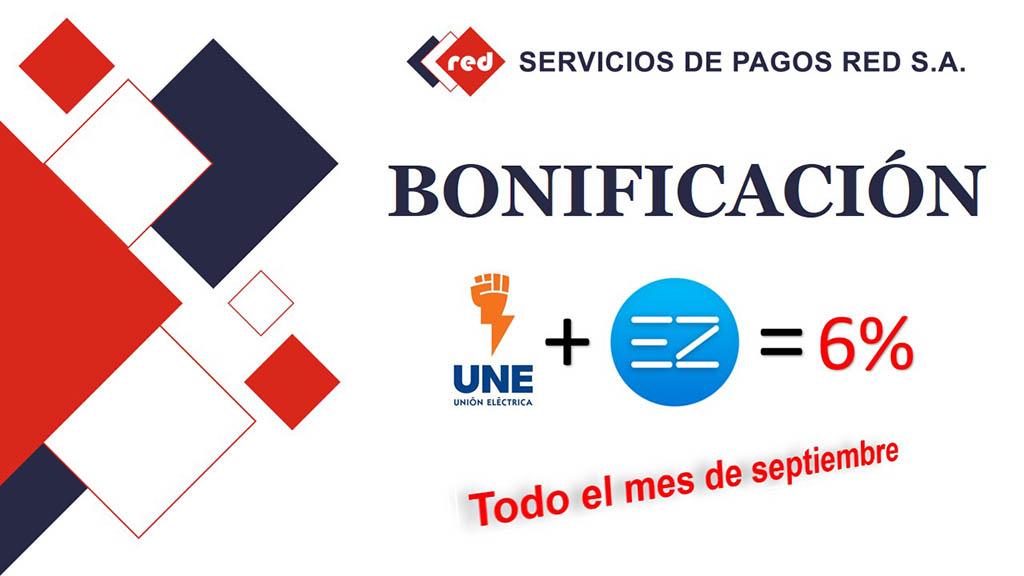 Descontarán un seis por ciento a pagos de factura eléctrica realizados por EnZona