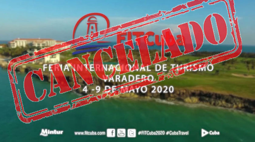Havana International Fair 2020 is officially suspended due to COVID-19