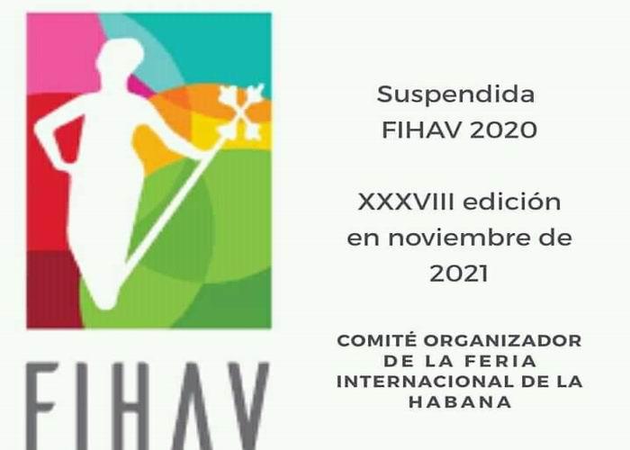 Suspenden Feria Internacional de La Habana, FIHAV 2020
