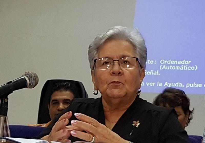 Contralora General República Gladys Bejerano