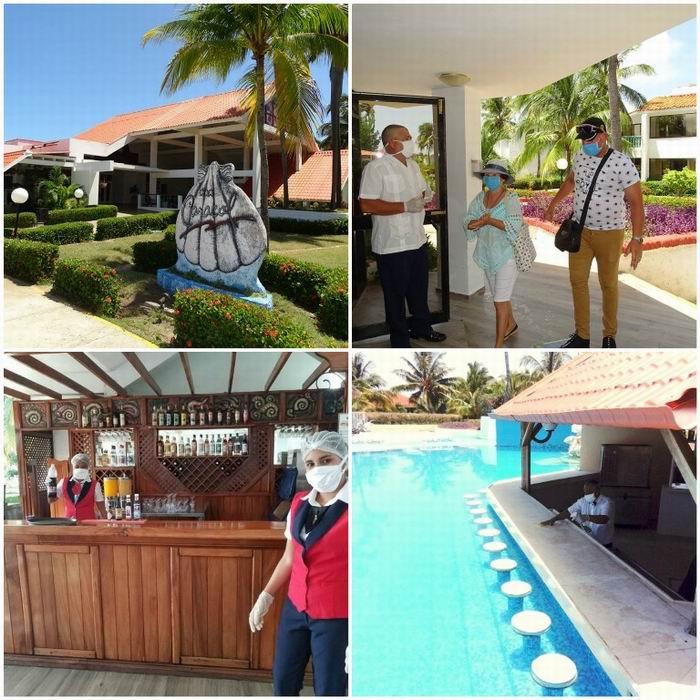 Camagüey reinicia servicios turísticos (+Audio y video)