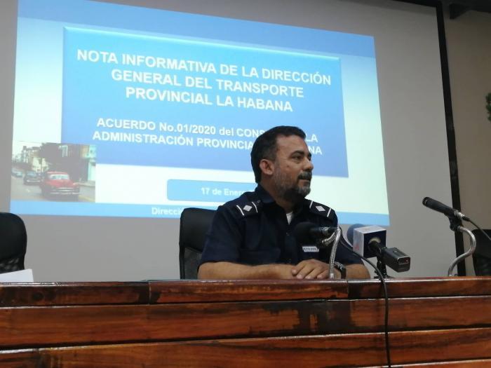 Dirección de Transporte topa precios para taxistas privados en La Habana