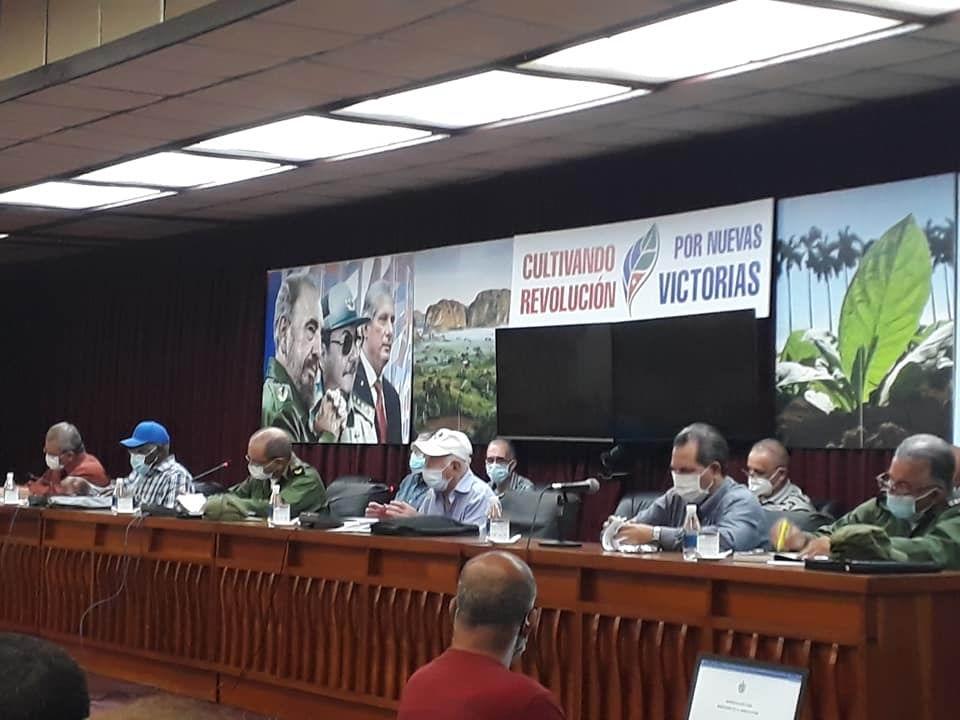 La producción de alimentos sigue siendo prioridad en Cuba pese a la COVID- 19