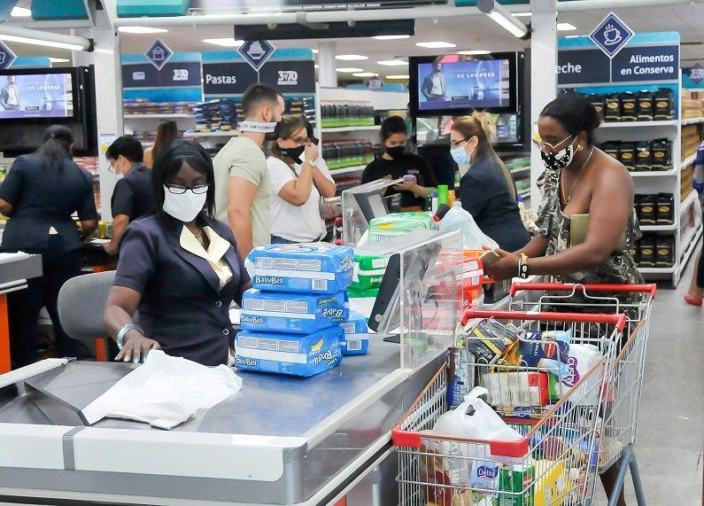 Cuba mercado en MLC, un mal necesario