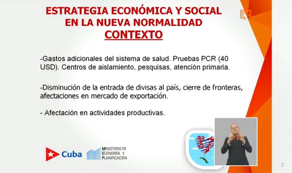 Estrategia Económica y Social: transformaciones profundas y ejercicio innovador