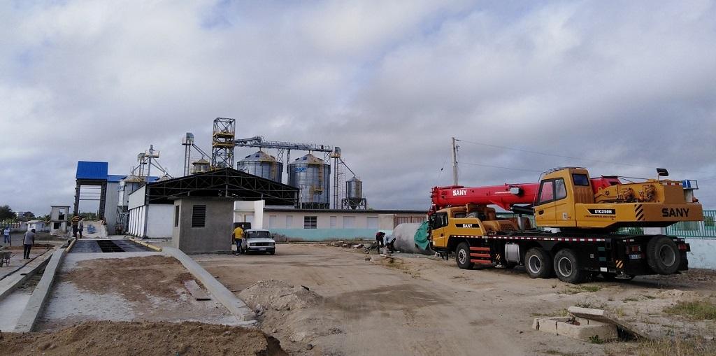 En Audio: En fase de terminación Planta de Beneficio, secado y empaque de granos tunera
