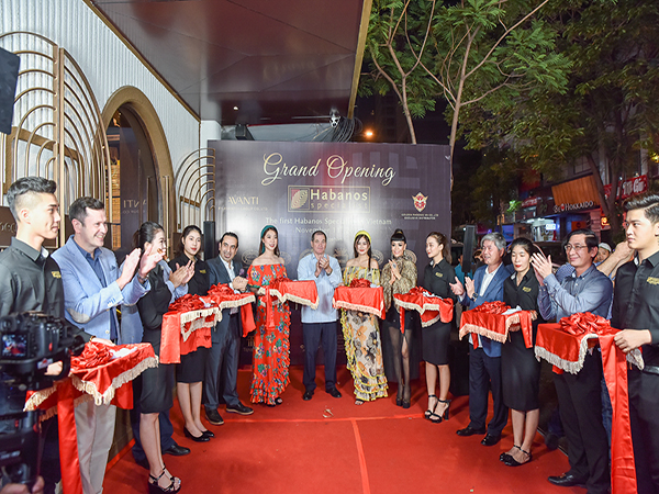 First Habanos store opens in Vietnam