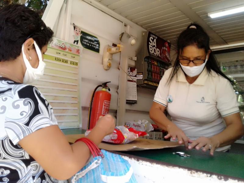 Retoma Cienfuegos venta controlada de productos de primera necesidad