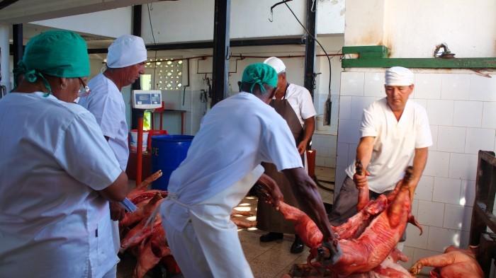 En Audio: Por la alimentación de quienes están haciendo zafra en Las Tunas
