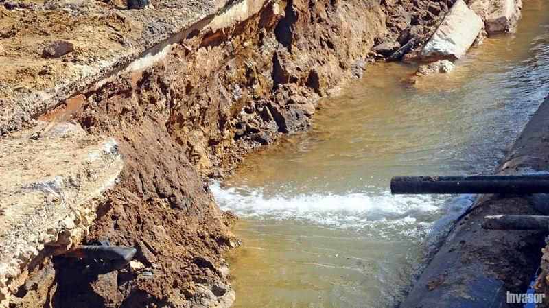 🎧 Agilizan programa de reparación de redes hidráulicas en Ciego de Ávila