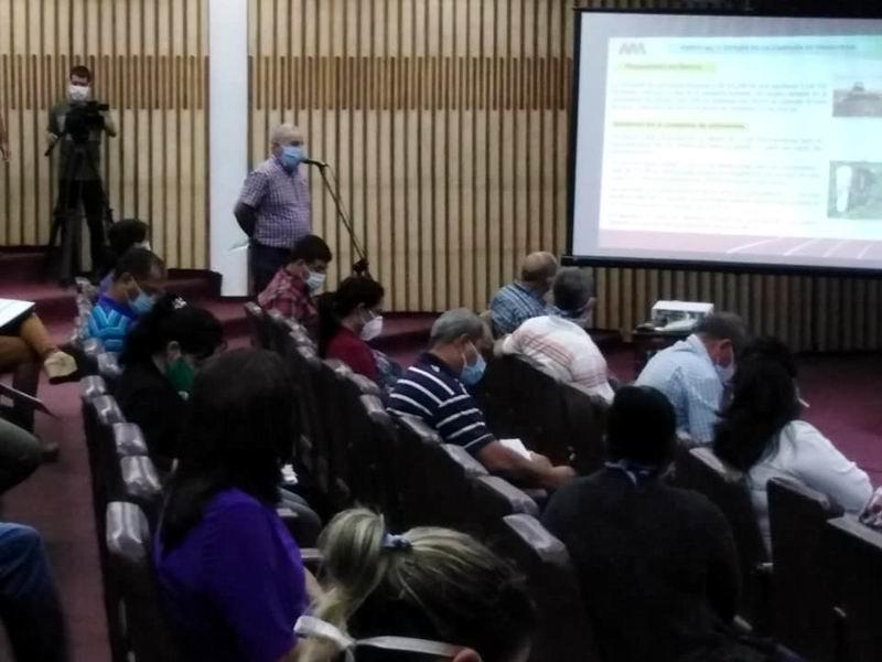 Chequea Machado Ventura en Pinar del Río programa de producción de alimentos
