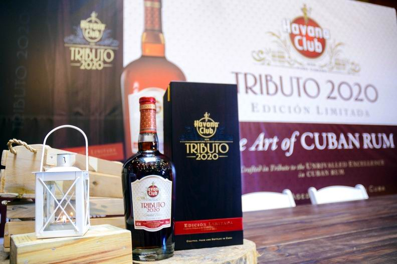 Havana Club International S.A. launches its new rum Tributo 2020