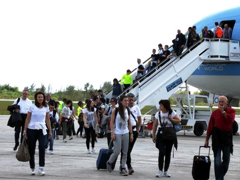 A pesar del bloqueo yanqui crece el turismo en Camagüey
