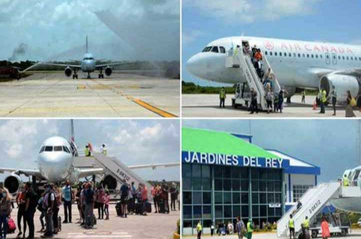 Cuba reports recovery of tourist travels