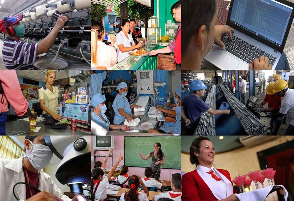 Crece en Cuba motivación por el empleo: más de 76 mil plazas ocupadas desde enero