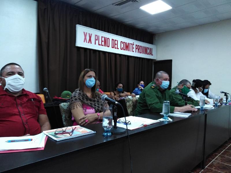 Analizan en Las Tunas condiciones que limitan la producción de alimentos (+Audio)