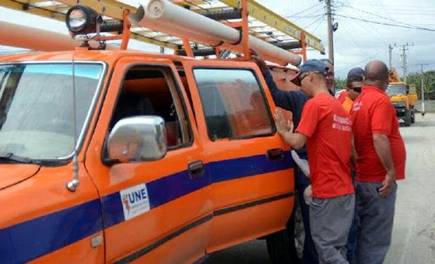 Eléctricos espirituanos en la vanguardia de Cuba