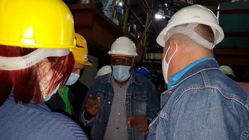Llama Vicepresidente cubano a la recuperación de la zafra azucarera en Camagüey (+Audio)