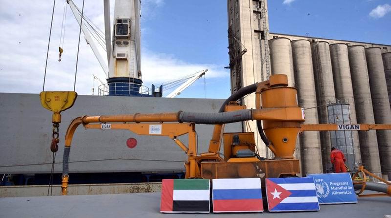 Proyecto de cooperación internacional beneficia puerto de La Habana
