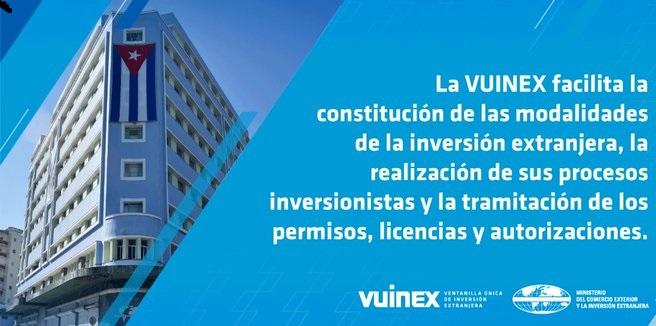 Entra en vigor Decreto sobre Ventanilla Única de la Inversión Extranjera